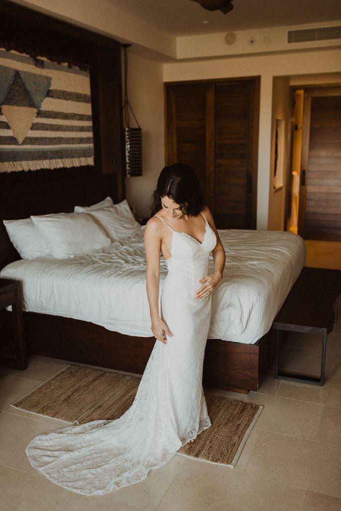 Samantha & Adam Elopement Wedding by Jennifer C  Wedding & Event Agency - 010