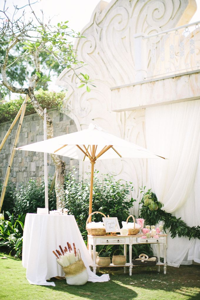 French Countryside Wedding in Bali by Call Me Madame - 013