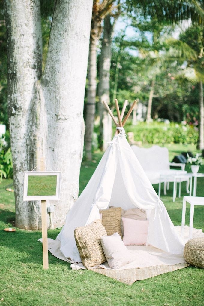 French Countryside Wedding in Bali by Call Me Madame - 018