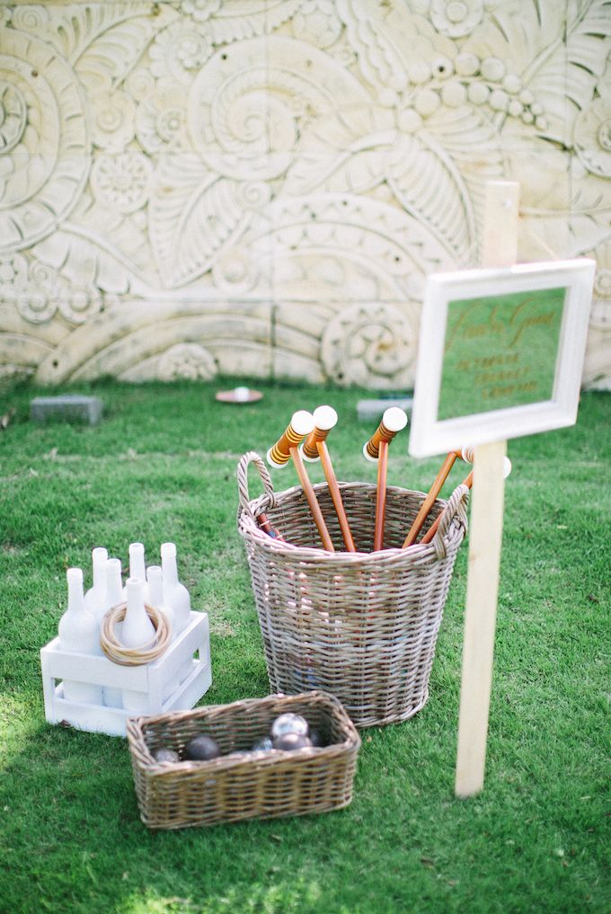 French Countryside Wedding in Bali by Call Me Madame - 022
