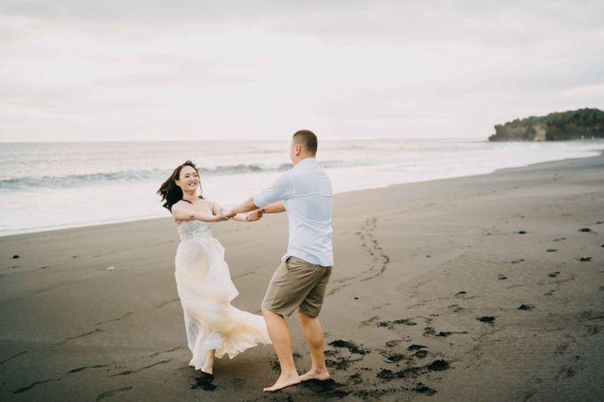 Prewedding video Yohan & Carmen by StayBright - 002
