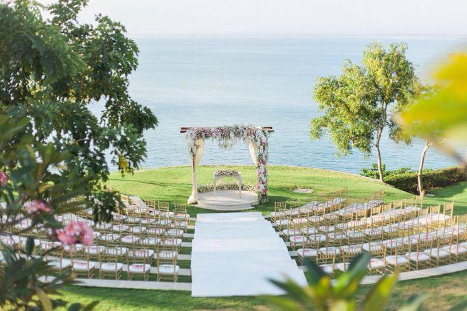 Flawless And Elegant Wedding by Sitha Supply Bali - 002