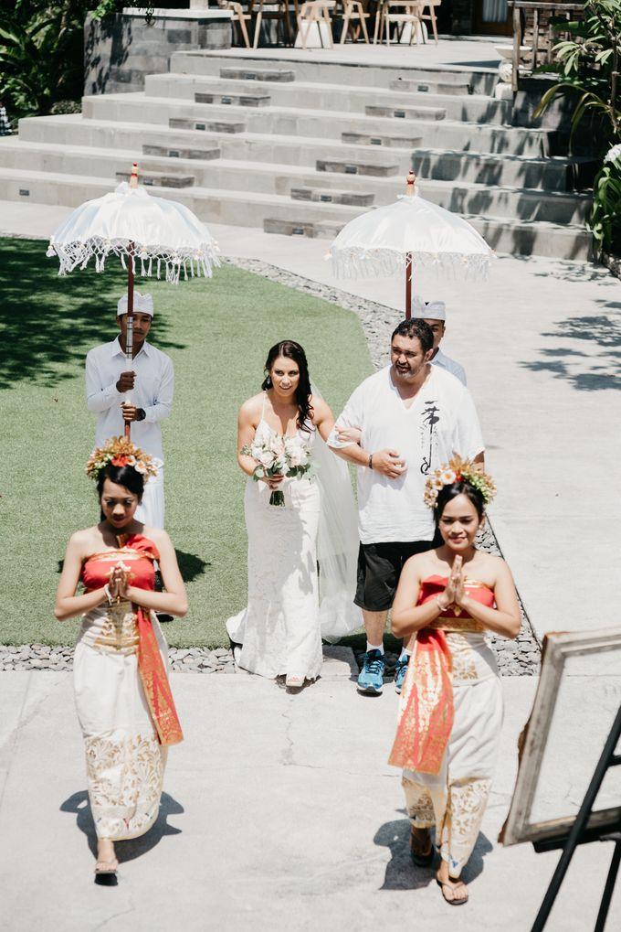 Intimate Wedding by KAMAYA BALI - 001