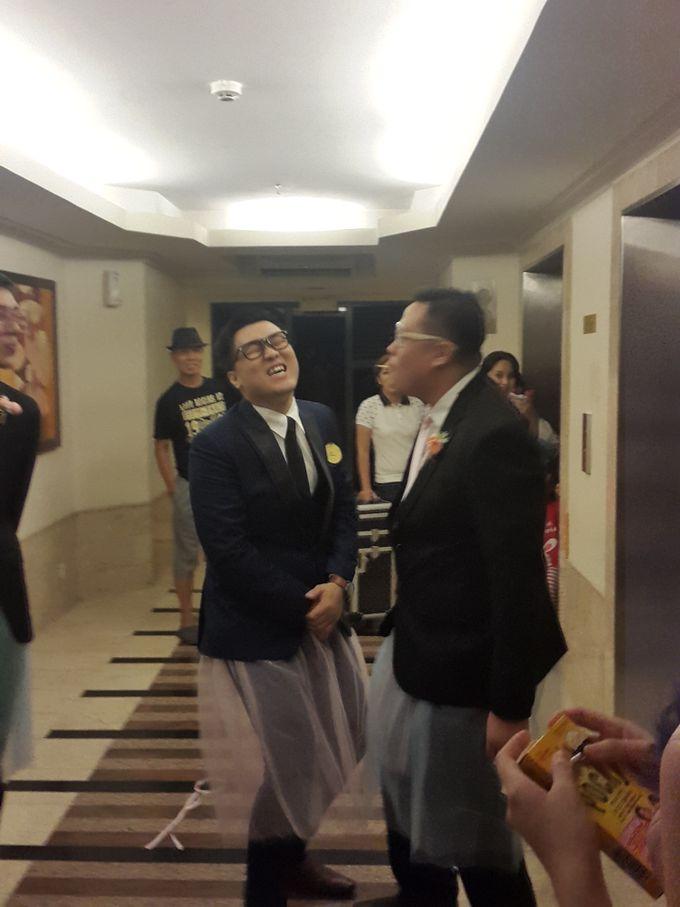 The Wedding Denny Oswaldo & Lusiana Tanudjaja by Red Hat Organizer - 020