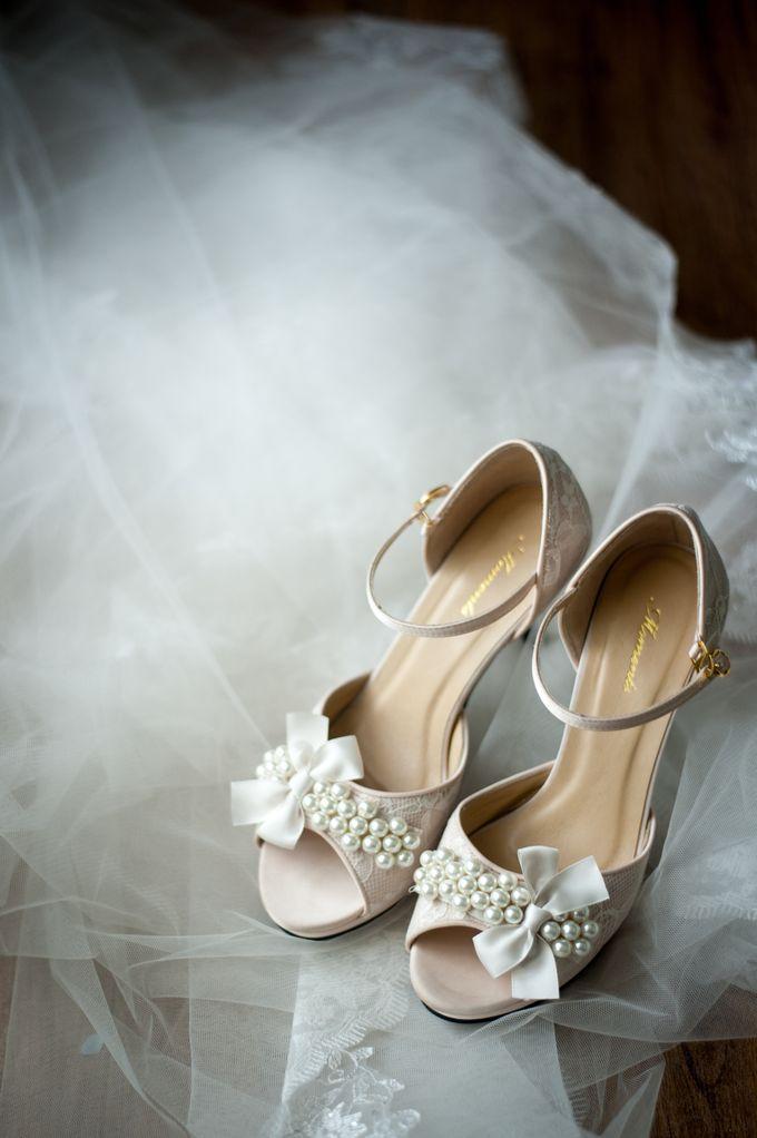 Bride : Vivian Yap by Moments Shoe - 005