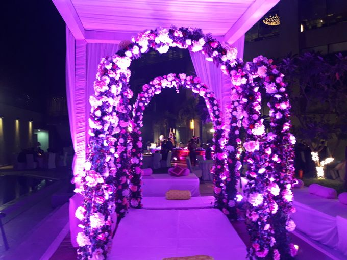 Wedding Decor And Hospitality by Xeel Events - 005
