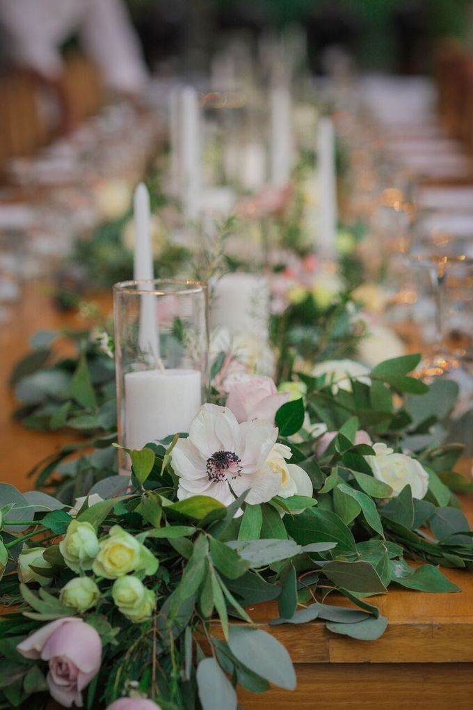 Sweet Garland Dinner by CITTA Wedding - 021