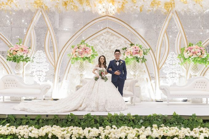 Wedding Of Shandy & Christine (Green) by Ohana Enterprise - 003