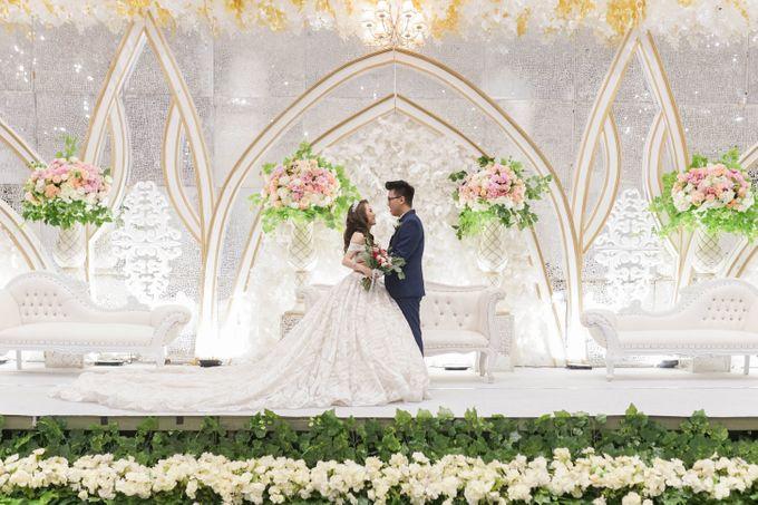 Wedding Of Shandy & Christine (Green) by Ohana Enterprise - 004