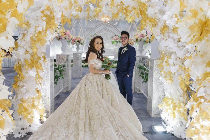 Wedding Of Shandy & Christine (Green) by Ohana Enterprise - 005