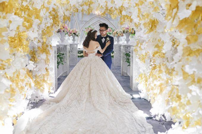 Wedding Of Shandy & Christine (Green) by Ohana Enterprise - 007