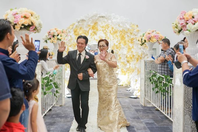 Wedding Of Shandy & Christine (Green) by Ohana Enterprise - 008