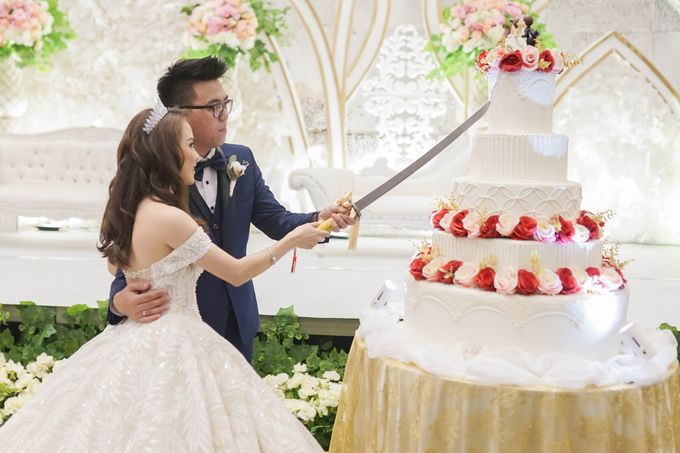 Wedding Of Shandy & Christine (Green) by Ohana Enterprise - 012