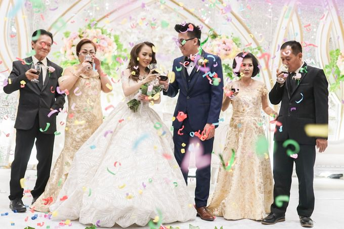 Wedding Of Shandy & Christine (Green) by Ohana Enterprise - 019