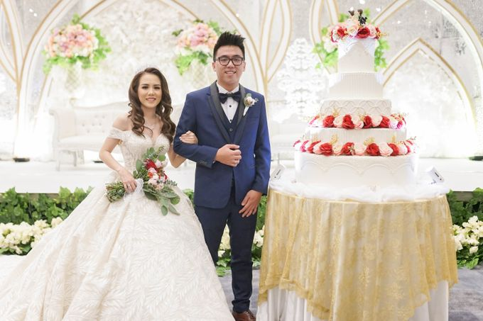 Wedding Of Shandy & Christine (Green) by Ohana Enterprise - 001