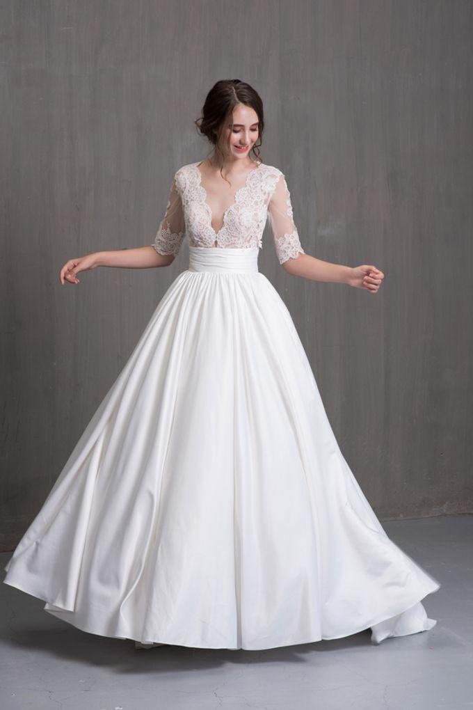 Classic Wedding Bridal by Nicole Bridal - 001