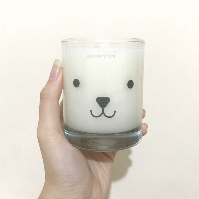 Classic candles by Scent and Light - 003