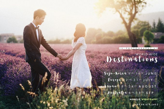 EUROPE & WORLDWIDE PACKAGES by IU PHOTOGRAPHY - 001