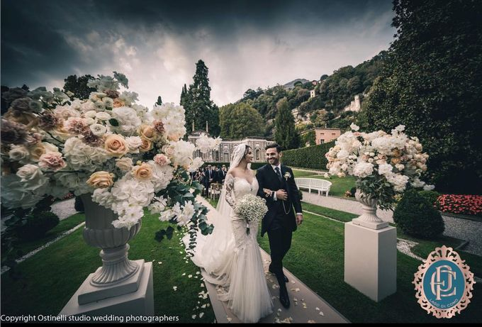 Wedding in Lake Como by Elena Panzeri Makeup & Hair Artist - 003