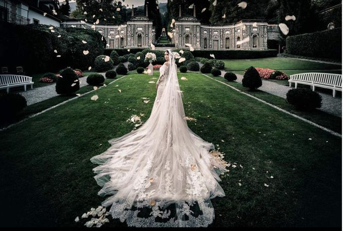 Wedding in Lake Como by Elena Panzeri Makeup & Hair Artist - 004