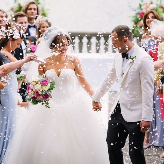 Luxury Wedding in Villa Pizzo - Lake Como by Elena Panzeri Makeup & Hair Artist - 003