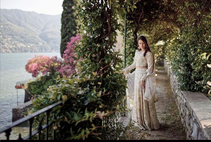 Arabian Wedding in Villa Regina Teodolinda by Elena Panzeri Makeup & Hair Artist - 005