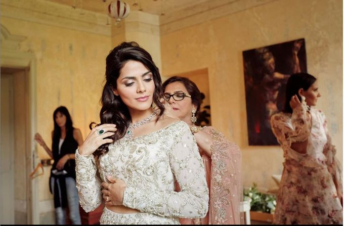 Arabian Wedding in Villa Regina Teodolinda by Elena Panzeri Makeup & Hair Artist - 002
