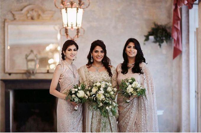 Arabian Wedding in Villa Regina Teodolinda by Elena Panzeri Makeup & Hair Artist - 003