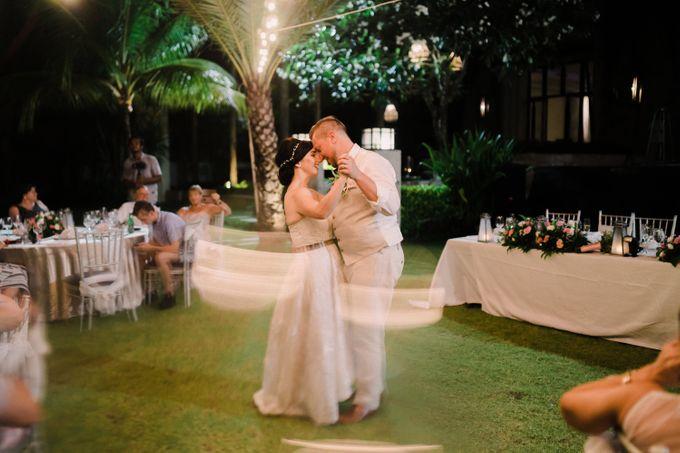 Kristen & Scott by The Sakala Resort Bali - 017