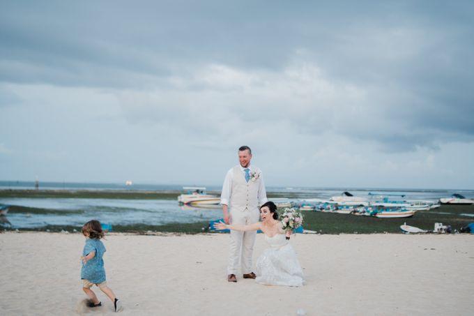 Kristen & Scott by The Sakala Resort Bali - 011