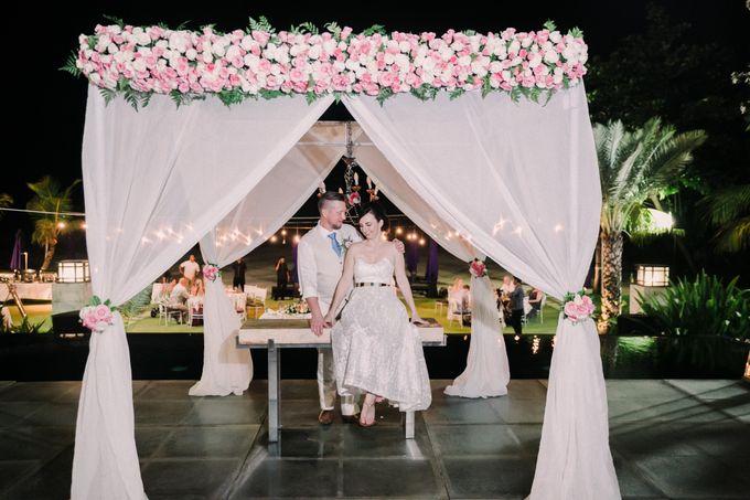 Kristen & Scott by The Sakala Resort Bali - 019