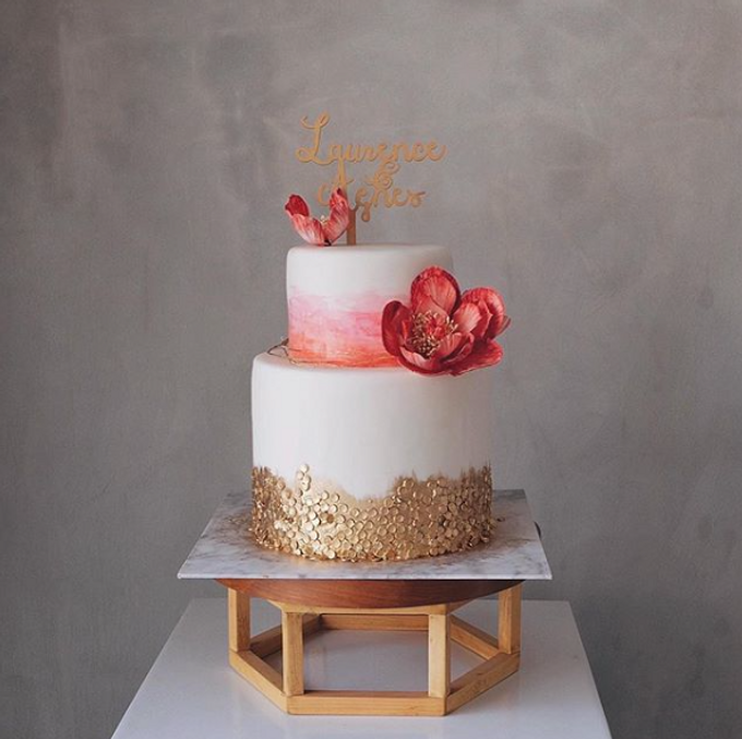 Cake Topper by Nana Cake Boutique - 001