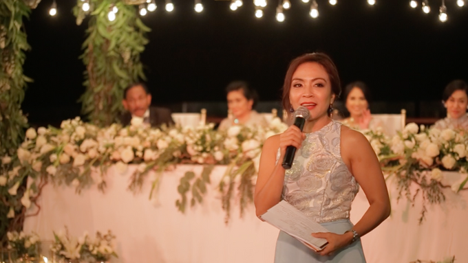 Wedding of Billy Mimery & Rachel Tupamahu by MC Nirmala Trisna - 003