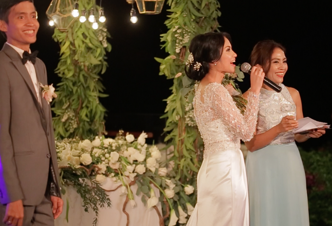 Wedding of Billy Mimery & Rachel Tupamahu by MC Nirmala Trisna - 004
