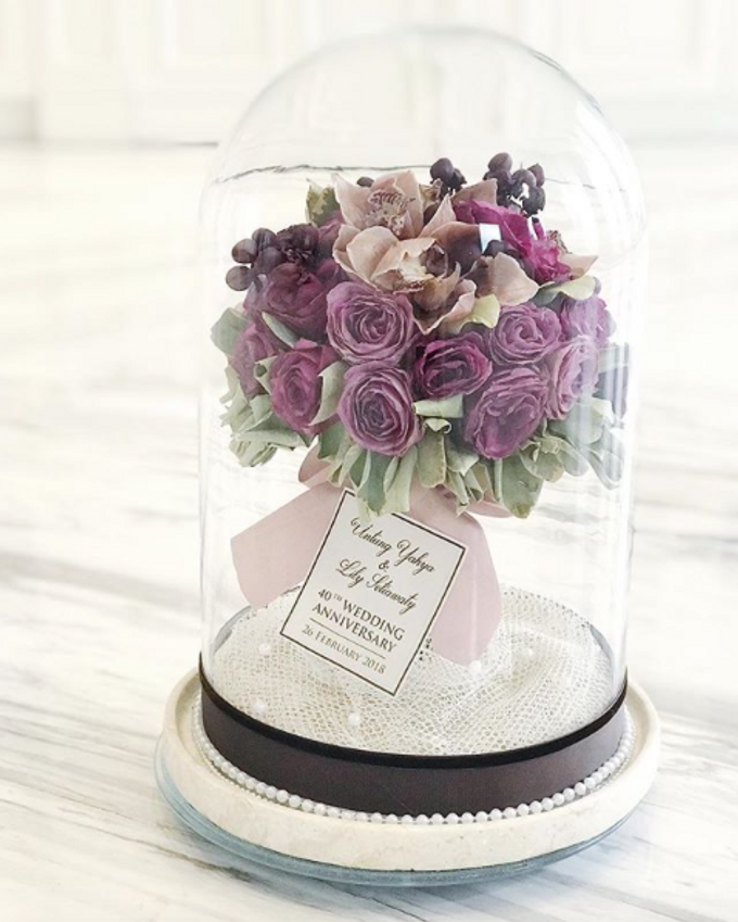 Dome Package by CONSERVÉ FLOWER PRESERVATION - 004