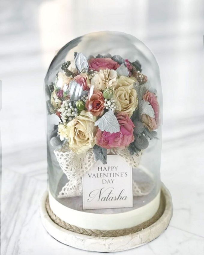 Dome Package by CONSERVÉ FLOWER PRESERVATION - 002