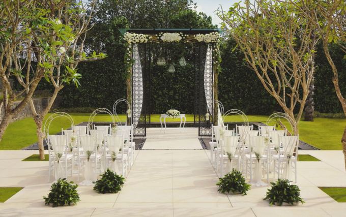 Garden Wedding By Radisson Blu Bali Uluwatu