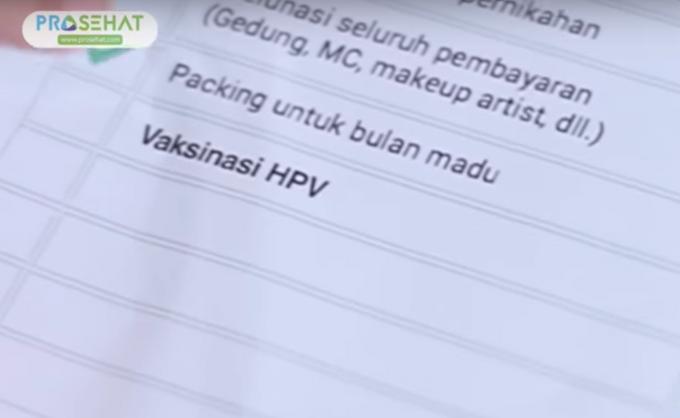 Paket Vaksinasi Kanker Serviks ke Rumah HPV 4 strain 3 kali suntik by ProSehat - 004