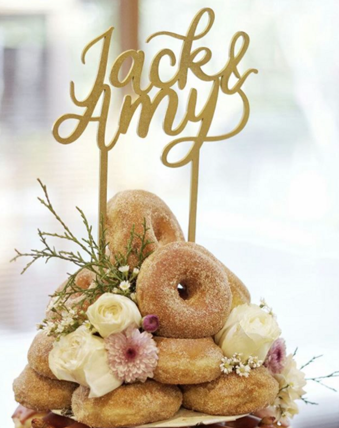 Doughnut Tower by Dough Darlings - 003