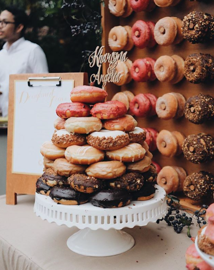 Doughnut Tower by Dough Darlings - 004