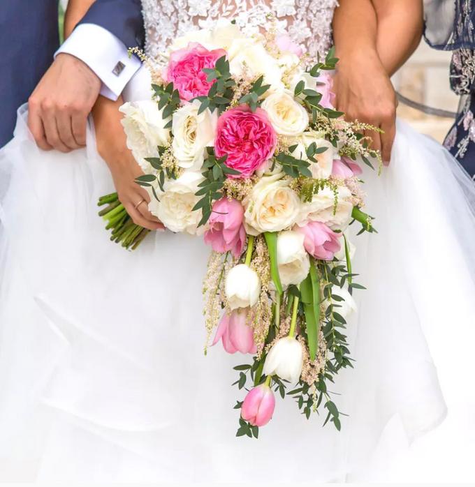 Romantic Wedding by Plan Design Events - 001