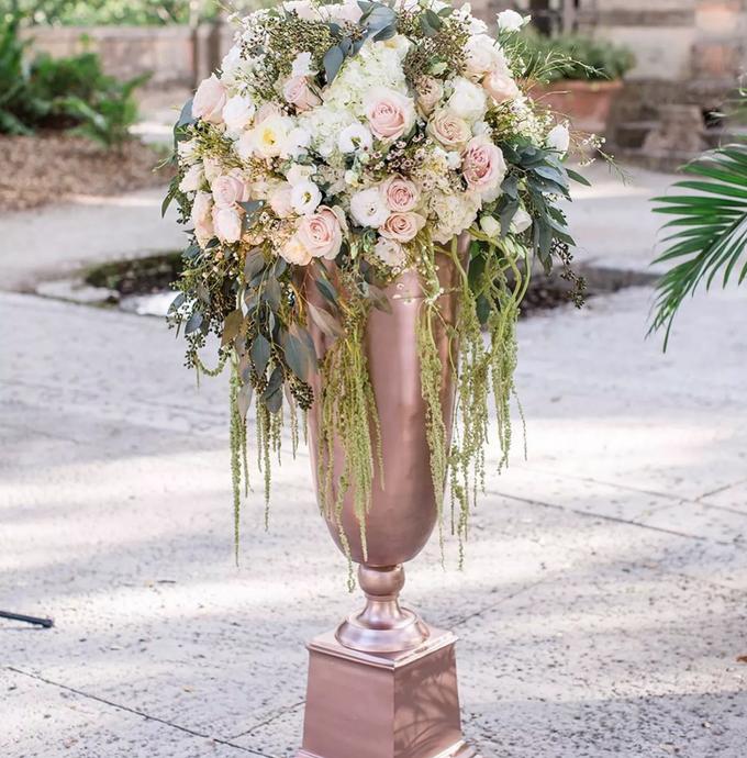 Romantic Wedding by Plan Design Events - 008