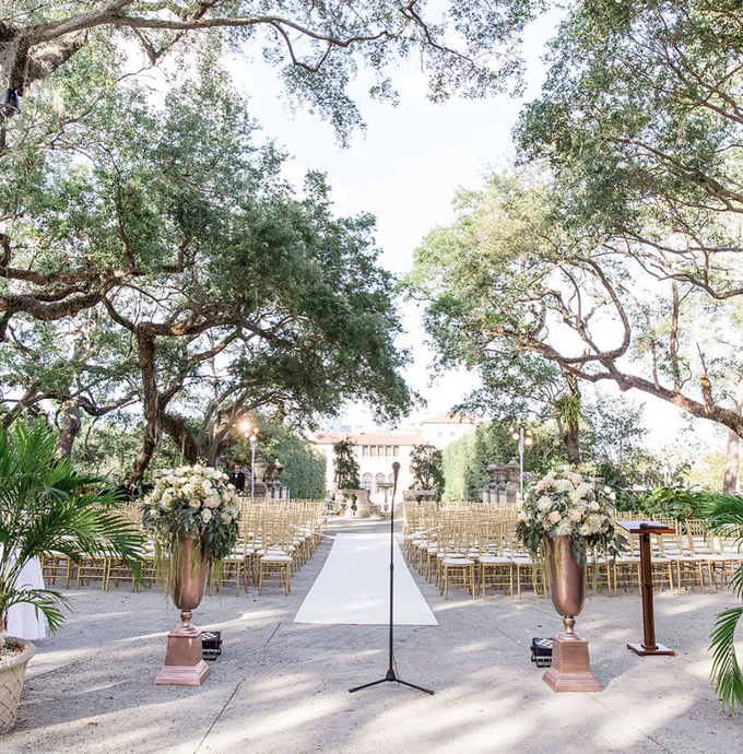 Romantic Wedding by Plan Design Events - 009