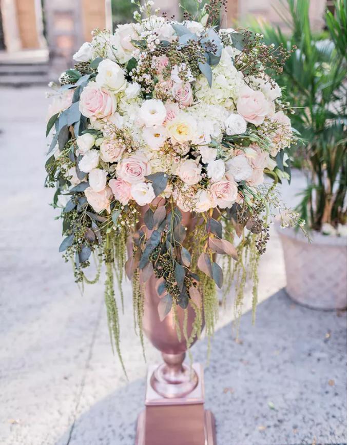 Romantic Wedding by Plan Design Events - 011