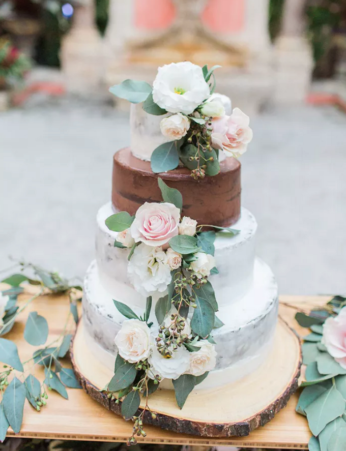 Romantic Wedding by Plan Design Events - 012