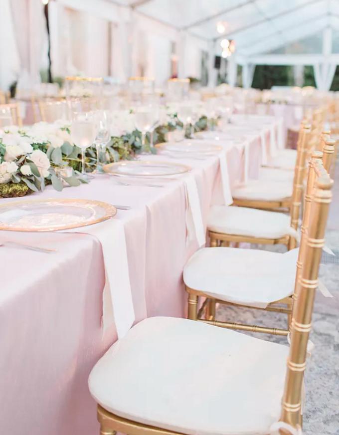 Romantic Wedding by Plan Design Events - 013