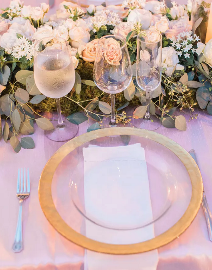 Romantic Wedding by Plan Design Events - 015