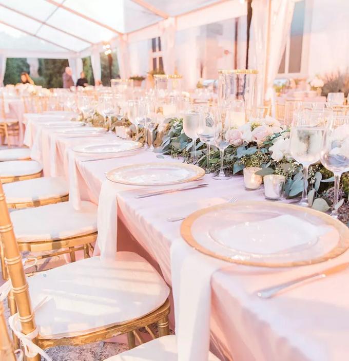 Romantic Wedding by Plan Design Events - 017