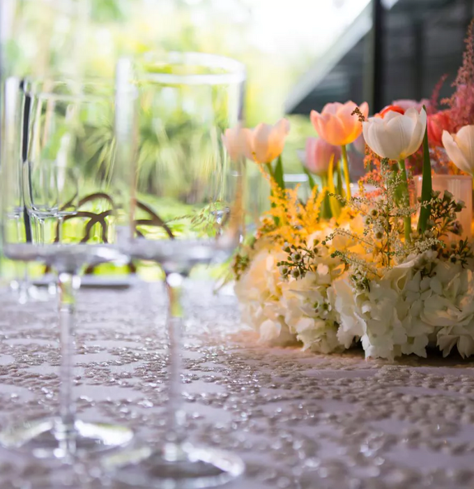 Beautiful Wedding by Plan Design Events - 010