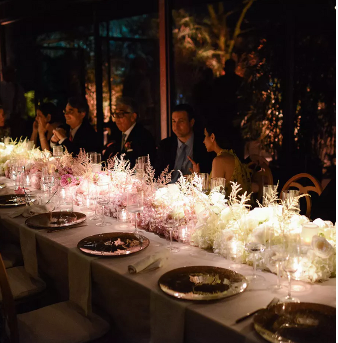 Beautiful Wedding by Plan Design Events - 030